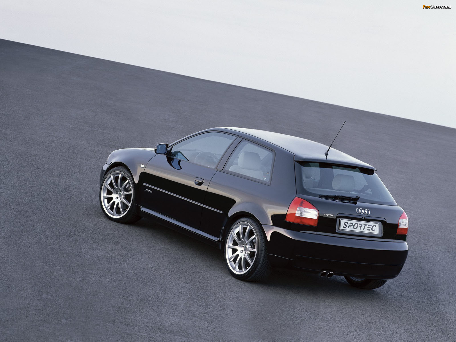 Sportec Audi A3 8l 2001 2003 Wallpapers 1600x1200