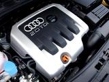 Audi A3 2.0 TDI UK-spec 8P (2003–2005) images