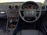 Audi A3 2.0 TDI ZA-spec 8P (2003–2005) images