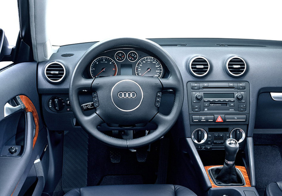 Audi A3 20 Tdi 8p 20032005 Pictures