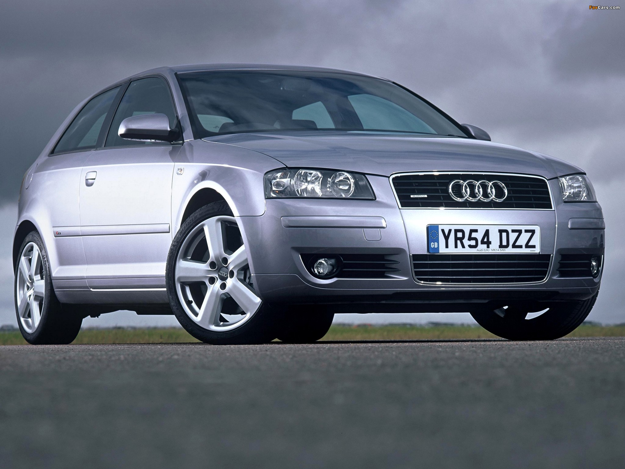 audi a3 3 2 quattro s line uk spec 8p 2003 2005 pictures. Black Bedroom Furniture Sets. Home Design Ideas