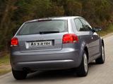 Audi A3 2.0 TDI ZA-spec 8P (2003–2005) wallpapers