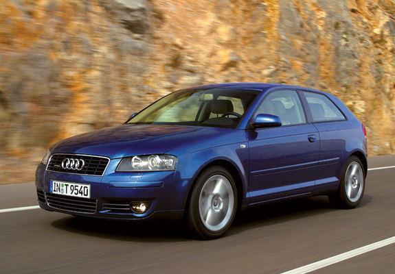 Audi A3 32 Quattro 8p 20032005 Wallpapers