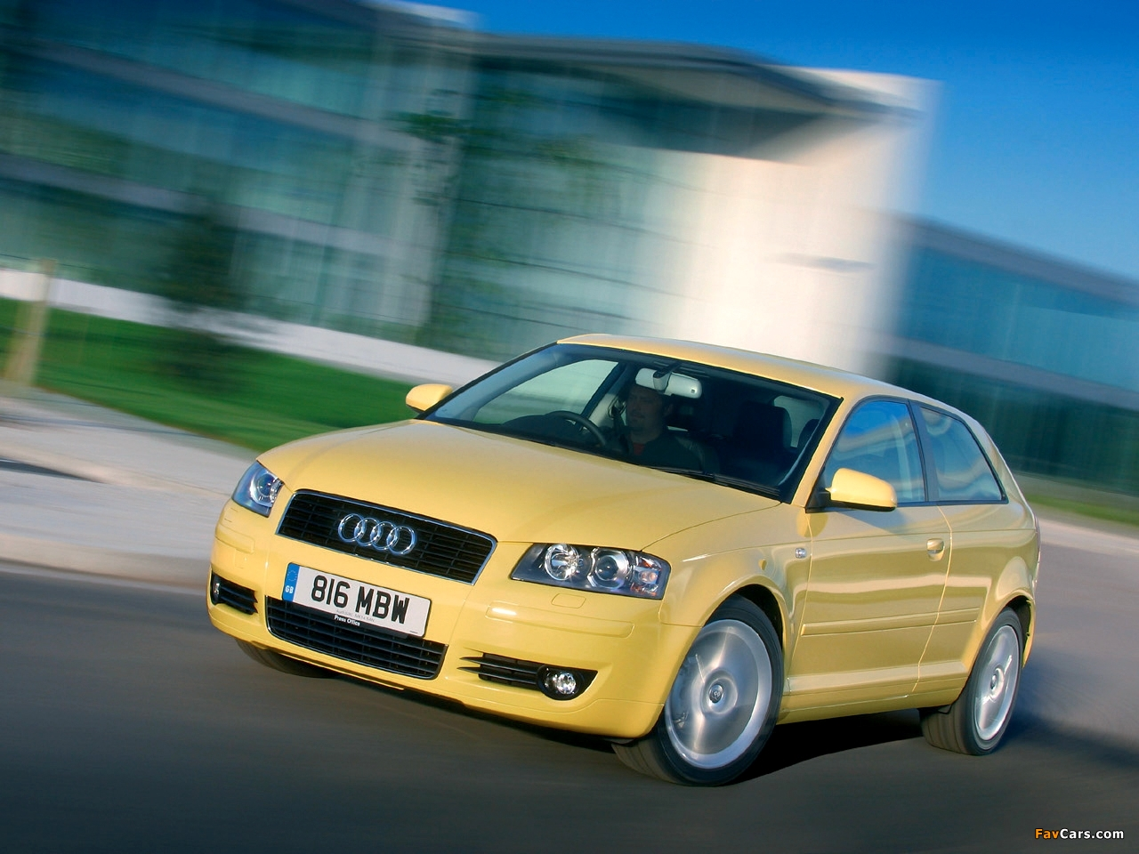 Audi A3 2 0 Tdi Uk Spec 8p 2003 2005 Wallpapers 1280x960