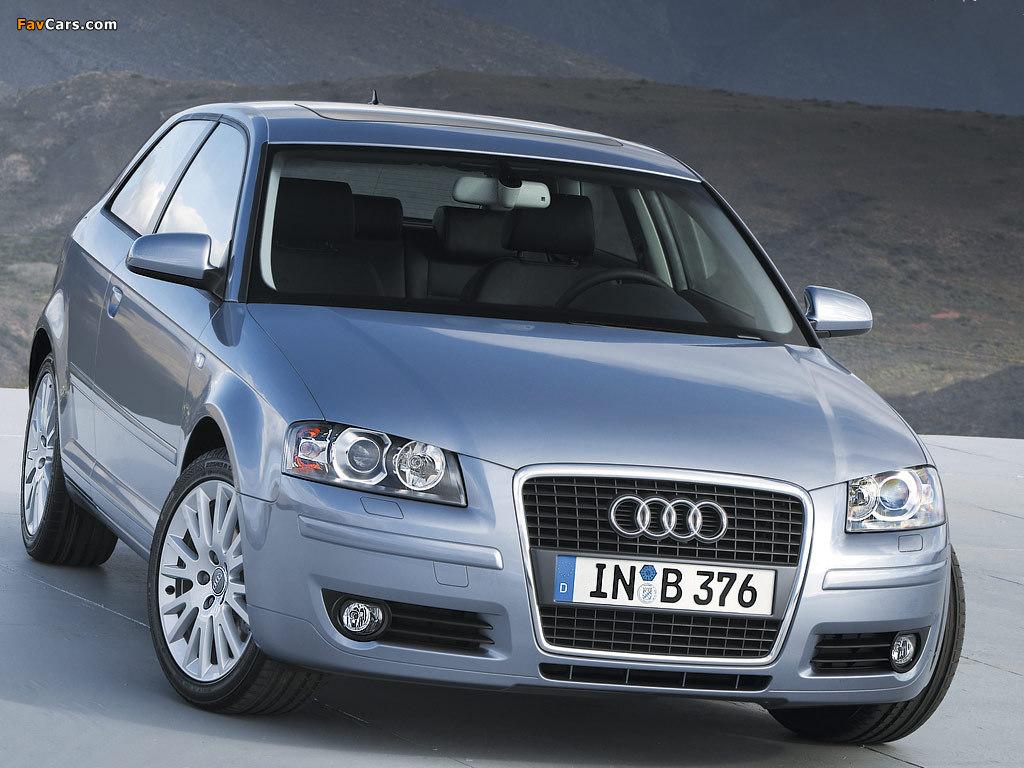 Audi A3 2 0 Tdi 8p 2005 2008 Images 1024x768