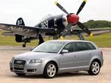 Audi A3 Sportback 2.0T ZA-spec 8PA (2005–2008) photos