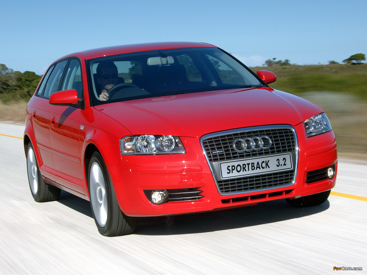 audi a3 sportback 3 2 quattro za spec 8pa 2005 2008 wallpapers 1280x960. Black Bedroom Furniture Sets. Home Design Ideas