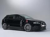 Audi A3 Sportback by Vogtland 8PA (2006–2010) pictures