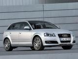 Audi A3 Sportback 8PA (2008–2010) photos