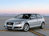 Audi A3 2.0T 8P (2008–2010) photos