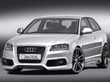 Caractere Audi A3 8P (2008–2010) wallpapers