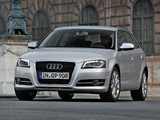 Audi A3 Sportback TFSI 8PA (2010) wallpapers