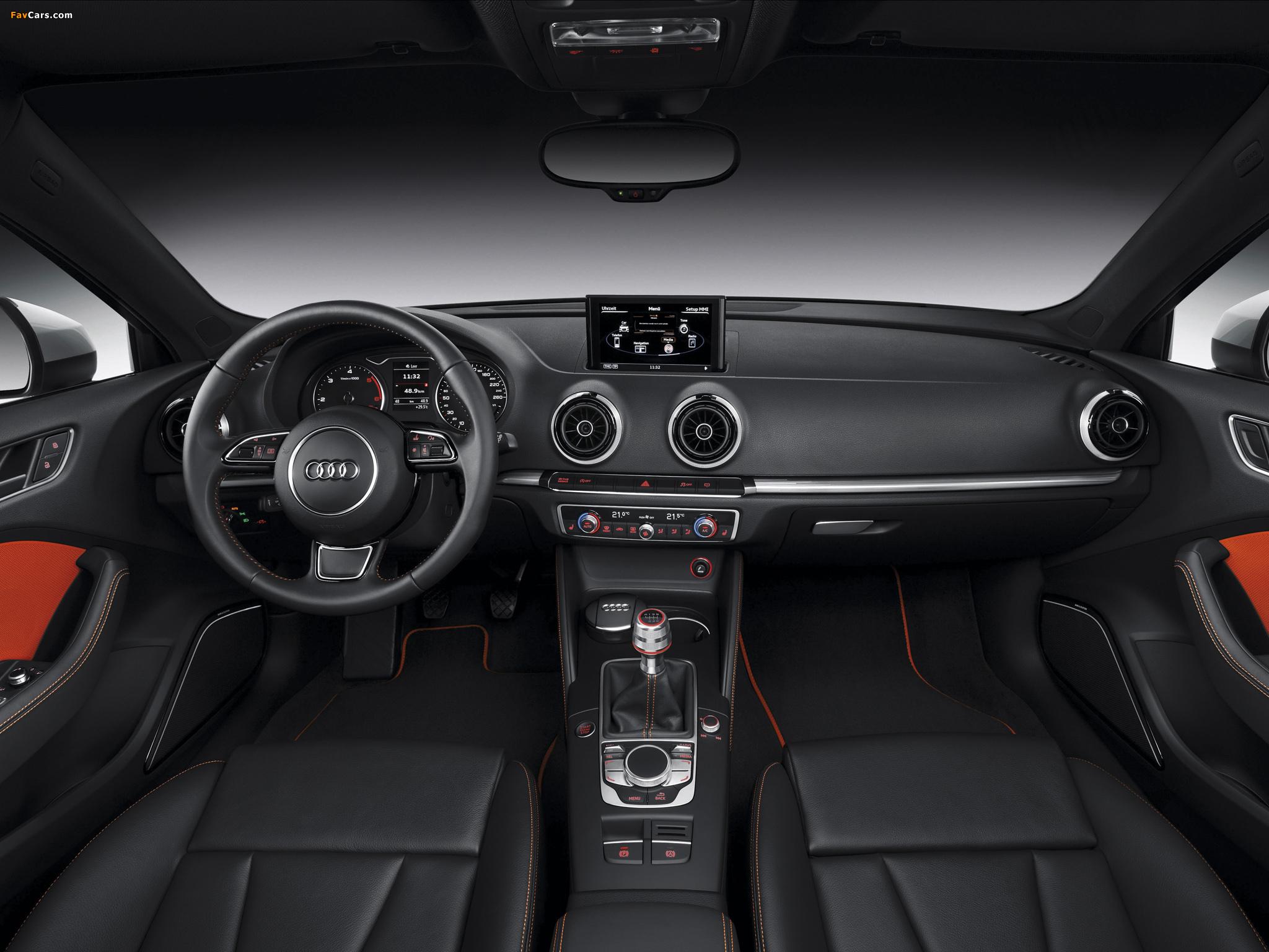 Audi A3 Sportback 2 0 Tdi S Line 8v 2012 Images 2048x1536