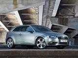Audi A3 2.0 TDI UK-spec 8V (2012) images