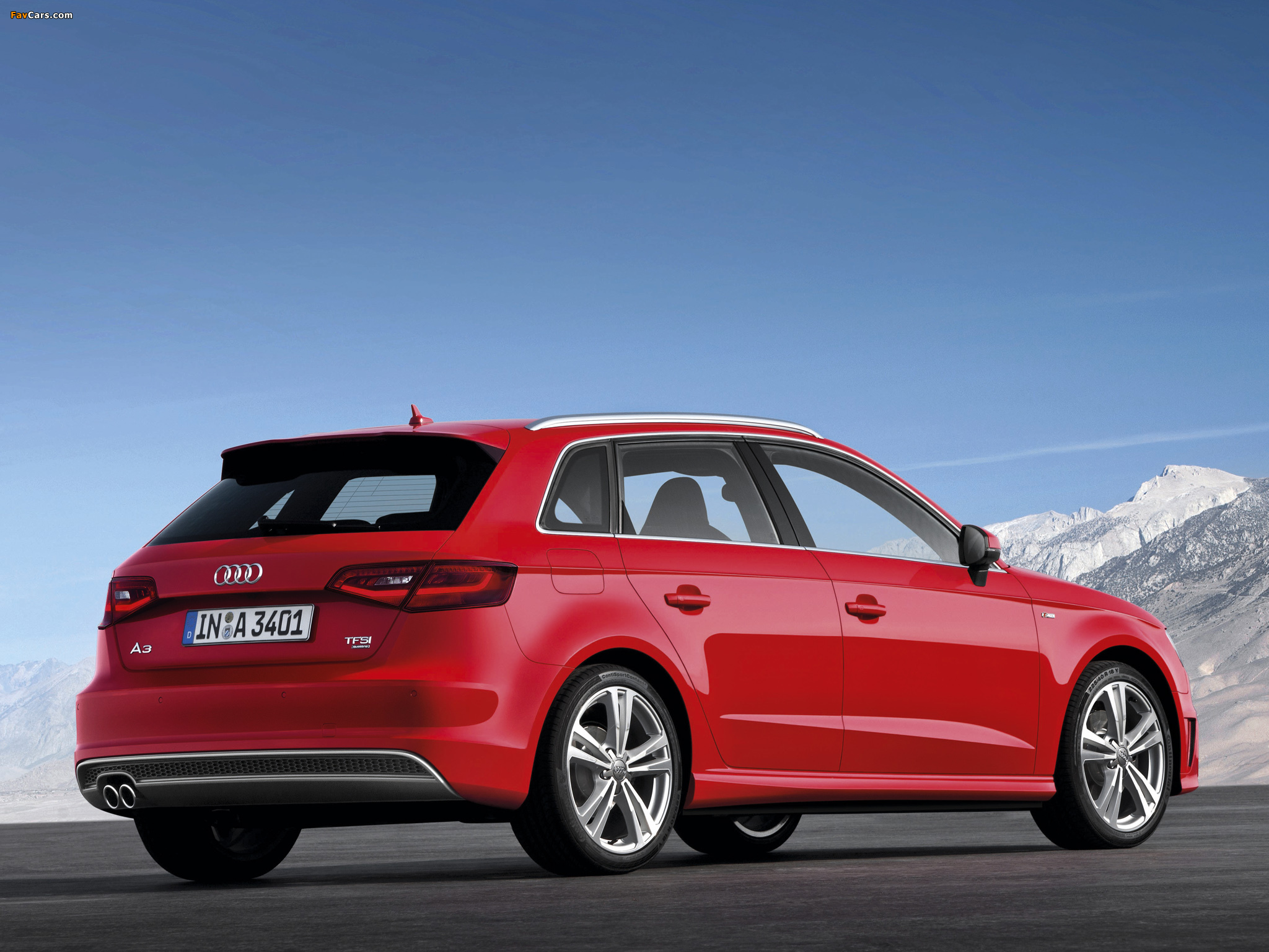 audi a3 sportback 2 0t s line quattro 8v 2012 photos. Black Bedroom Furniture Sets. Home Design Ideas
