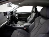 Audi A3 1.8T UK-spec 8V (2012) photos