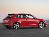 Audi A3 1.8T S-Line quattro 8V (2012) pictures
