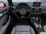 Audi A3 e-Tron Prototype (8V) 2013 images