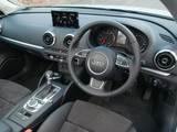 Audi A3 Sportback 1.8T UK-spec (8V) 2013 images