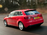 Audi A3 Sportback 2.0 TDI UK-spec (8V) 2013 photos