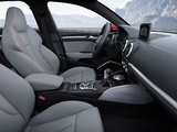 Audi A3 e-Tron Prototype (8V) 2013 pictures