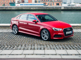 Audi A3 Sedan 2.0 TDI S line UK-spec (8V) 2016 wallpapers