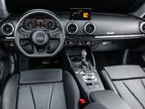 Audi A3 Sedan 2.0 TFSI Latam (8V) 2017 wallpapers