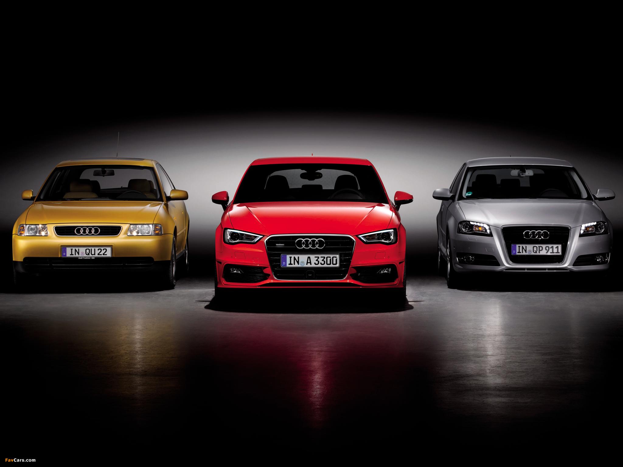 Audi A3 скачать