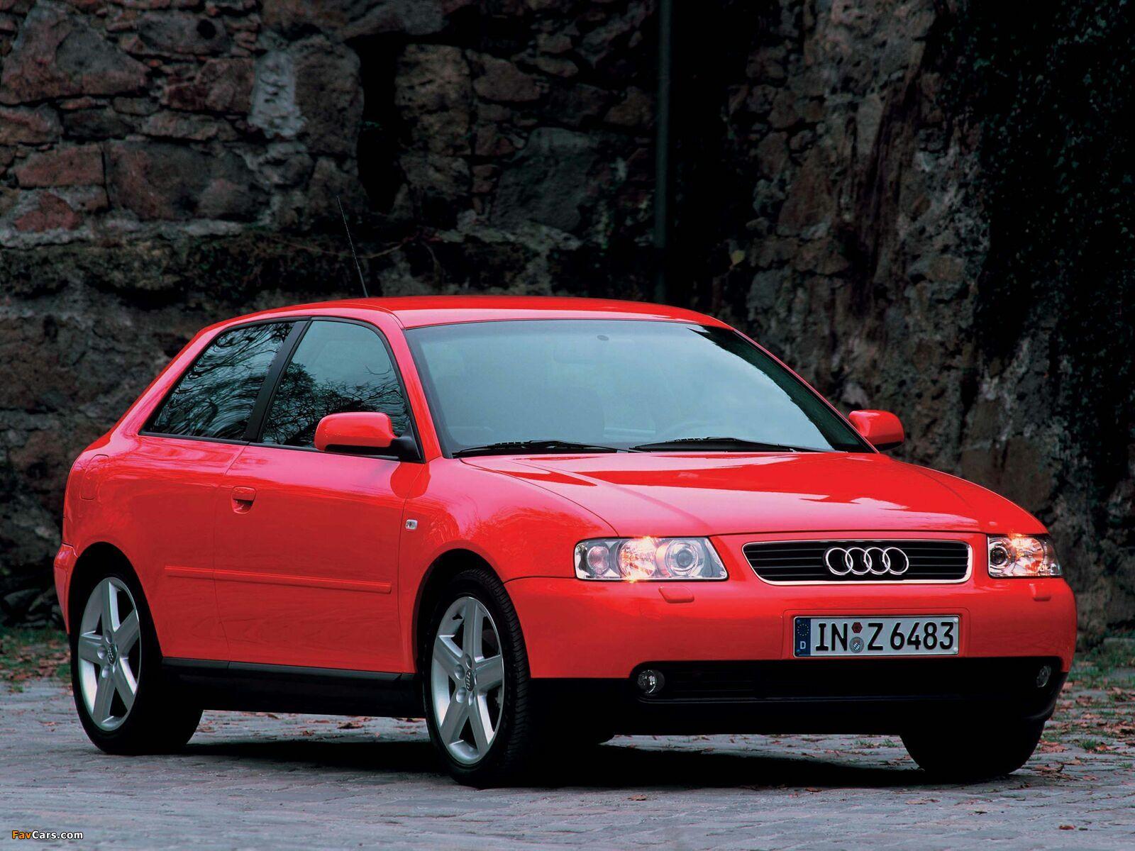 Images Of Audi A3 8l 1996 2000 1600x1200