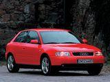 Images of Audi A3 8L (1996–2000)