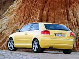 Images of Audi A3 2.0 FSI 8P (2003–2005)