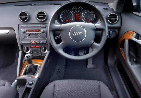 Images Of Audi A3 20 Fsi Uk Spec 8p 20032005
