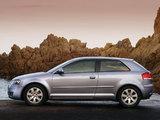Images of Audi A3 2.0 TDI 8P (2003–2005)