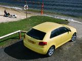 Images of Audi A3 2.0 TDI UK-spec 8P (2003–2005)