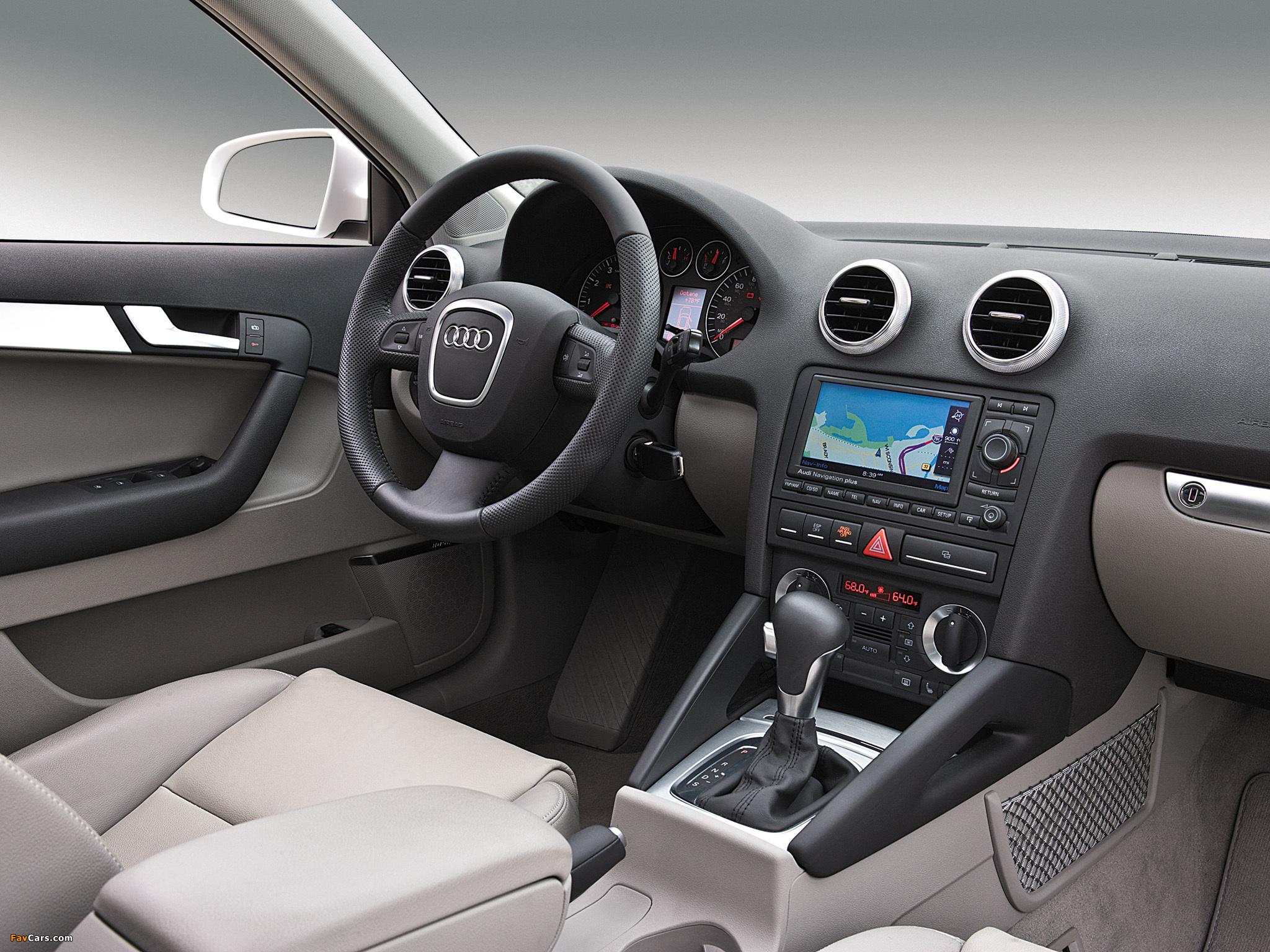 Kekurangan Audi A3 Sportback 2005 Review