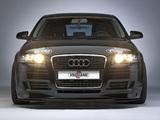 Images of Audi A3 Sportback by Vogtland 8PA (2006–2010)