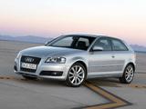 Images of Audi A3 2.0T 8P (2008–2010)