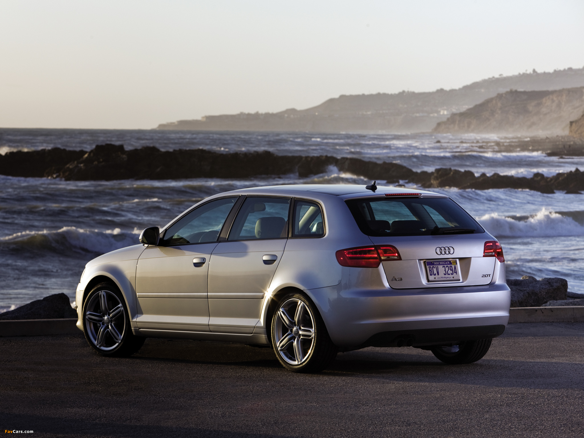 Images Of Audi A3 Sportback 2 0t Us Spec 8pa 2008 2010