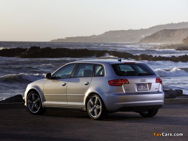 Images Of Audi A3 Sportback 2 0t Us Spec 8pa 2008 2010