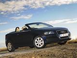 Images of Audi A3 1.8T Cabriolet AU-spec 8PA (2008)