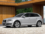 Images of Audi A3 Sportback TFSI 8PA (2010)