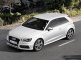 Images of Audi A3 1.8T S-Line quattro 8V (2012)