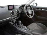 Images of Audi A3 1.8T UK-spec 8V (2012)