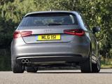 Images of Audi A3 2.0 TDI UK-spec 8V (2012)