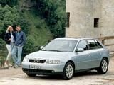 Photos of Audi A3 Sportback 8L (2000–2003)
