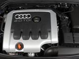 Photos of Audi A3 2.0 TDI ZA-spec 8P (2003–2005)