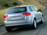 Photos of Audi A3 Sportback 2.0T ZA-spec 8PA (2005–2008)
