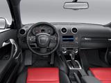 Photos of Audi A3 2.0T 8P (2008–2010)