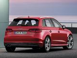 Photos of Audi A3 Sportback 2.0T S-Line quattro 8V (2012)