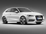 Photos of Audi A3 2.0 TDI 8V (2012)